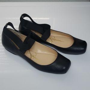 Jessica Simpson Black Ballet Flats Size 11